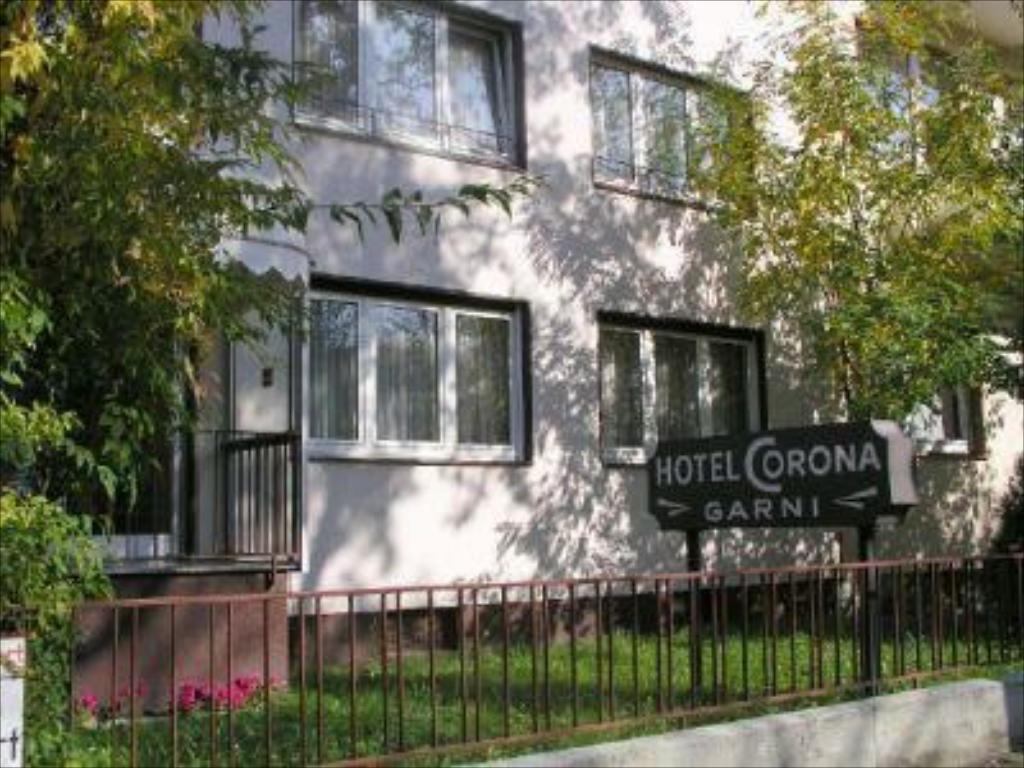 Herzlich willkommen im Hotel Corona Frankfurt am Main